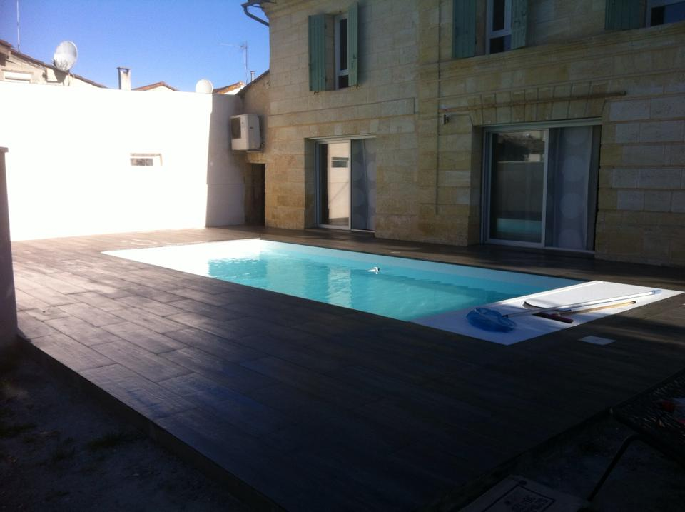 Do construction r alisations for Construction piscine 16